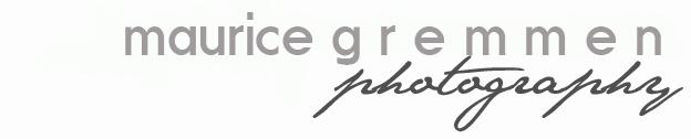 MAURICE GREMMEN FOTOGRAFIE Logo